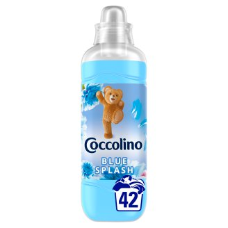 Coccolino Blue Splash öblítőkoncentrátum 42 mosás 1050 ml