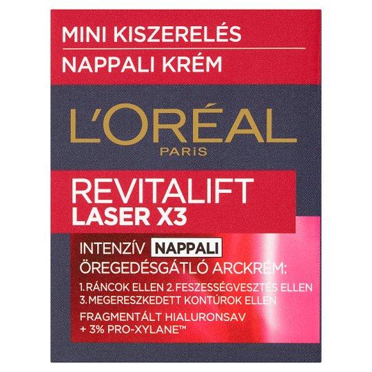 image 1 of L'Oréal Paris Revitalift Laser X3 Intensive Anti-Aging Daily Face Cream 15 ml