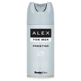 Alex for Men Prestige Deodorant Body Spray 150 ml