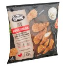 Valdor Zizu Kedvence Quick-Frozen, Ready-Fried, Breaded Chicken Breast 500 g