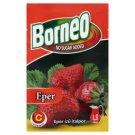Borneo Strawberry Flavoured Drink Powder with No Added Sugar with Sweetener 9 g