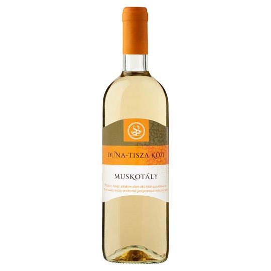 Duna-Tisza közi Muskotály Semi-Sweet White Wine 11% 750 ml