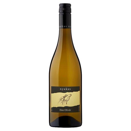 Nyakas Don Olivér száraz fehérbor 12% 750 ml