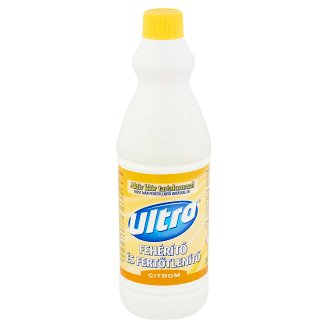Ultra Bleech with Lemon Scent 1 l