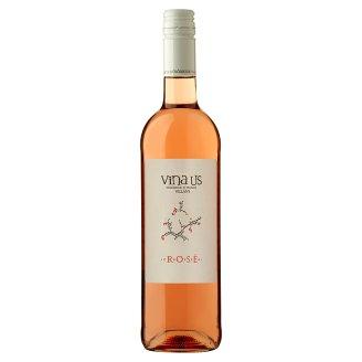 Vinatus Rosé Cuvée száraz rosébor 12% 750 ml