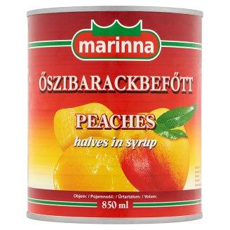 Marinna Peach Compote 820 g