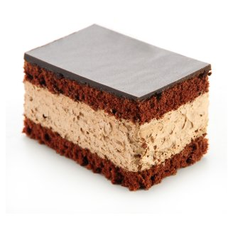 Chocolate Flavoured Cake Slice