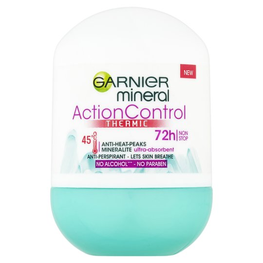 Garnier Mineral ActionControl Thermic Anti-Perspirant Deodorant 50 ml