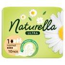 Naturella Ultra Normal Camomile Egészségügyi Betét, 10 db