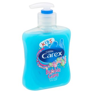 Carex Kids Bubble Gum Liquid Soap with Antibacterial Agent 250 ml