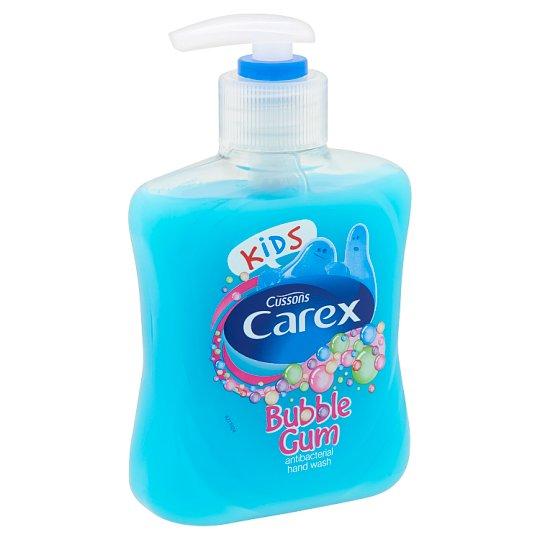 Carex Kids Bubble Gum Liquid Soap with Antibacterial Agent 250 ml