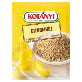 Kotányi reszelt citromhéj 14 g