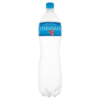 Visegrádi Carbonated Natural Mineral Water 1,5 l