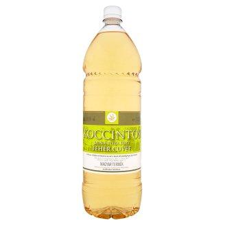 Koccintós Duna-Tisza közi Fehér Cuvée Dry White Wine 10,5% 2 l