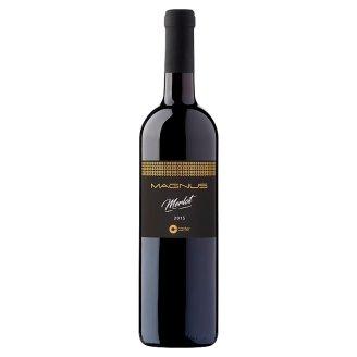 Magnus Balatonfüred-Csopaki Merlot száraz vörösbor 12,5% 750 ml