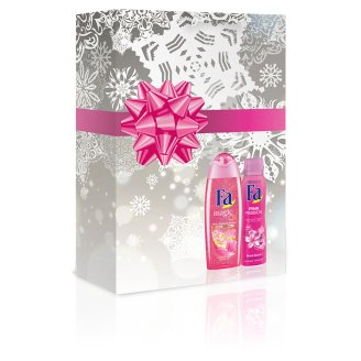 Fa Magic Oil / Pink Passion Christmas Gift Box for Women