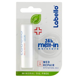 Labello Med Repair ajakápoló SPF 15 4,8 g