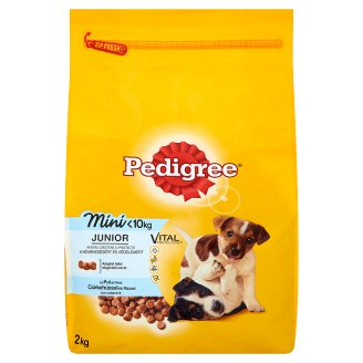 Pedigree Vital Protection Junior Complete Pet Food for Puppies and Mother Dogs 2 kg