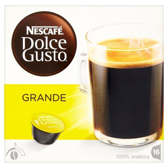 Nescafé Dolce Gusto Grande őrölt pörkölt kávé 16 db 128 g