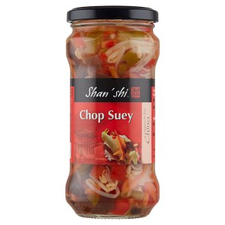 Shan'shi Chop Suey Pickled Asian Mixed Vegetables 330 g