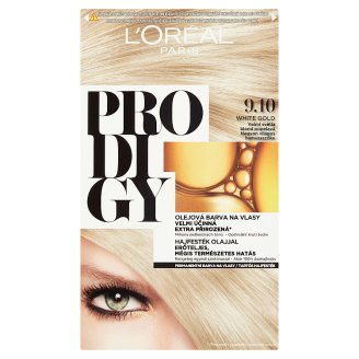 L'Oréal Paris Prodigy 9.10 Very Light Ash Blonde Permanent Colorant