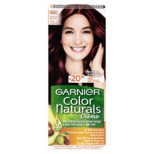 image 1 of Garnier Color Naturals Crème 460 Fire Deep Red Nourishing Permanent Hair Colorant