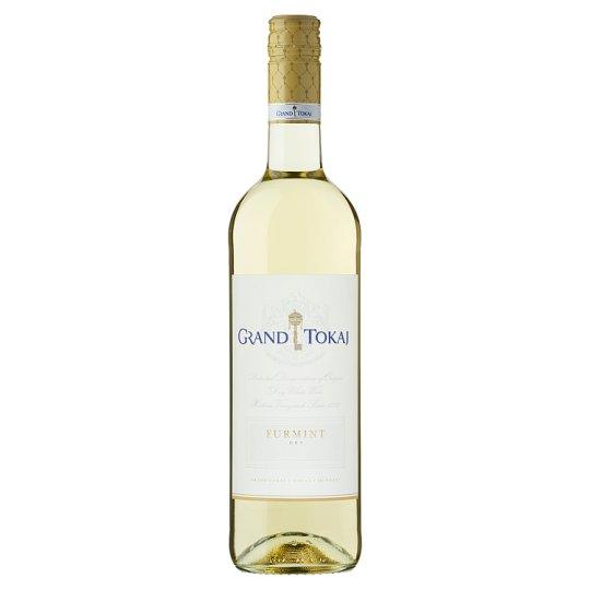 Grand Tokaj Furmint száraz fehérbor 13,5% 0,75 l