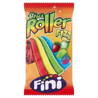 Fini Roller vegyes gyümölcsízű savanyú gumicukorszalag 20 g