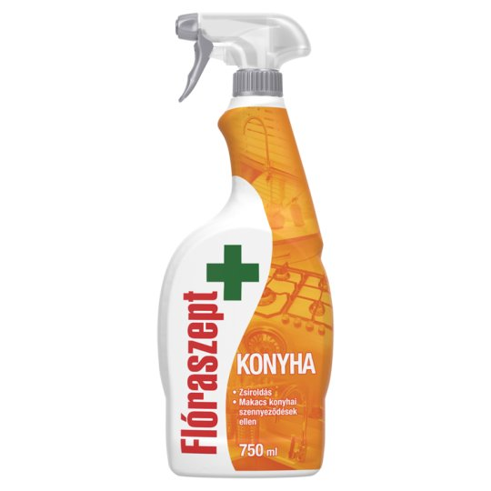 Flóraszept Kitchen Degreaser Spray 750 ml