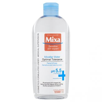 Mixa Micellar Water for Sensitive and Reactive Skin 400 ml