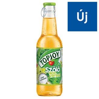Topjoy White Grape Drink with Aloe Vera 250 ml