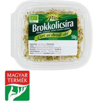 BIO brokkolicsíra 50 g