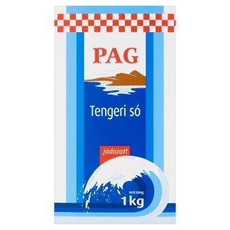 Pag Iodized Sea Salt 1 kg
