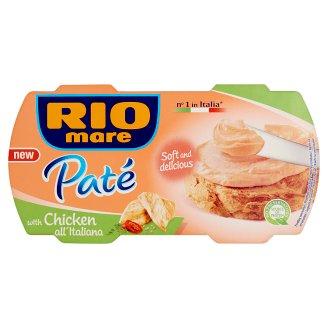 Rio Mare Paté with Chicken all'Italiana 2 x 84 g