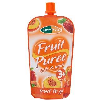 Novofruct Apple Puree with Peach 3+ Years 120 g