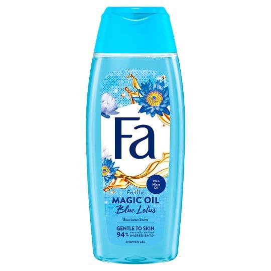 Fa Magic Oil Blue Lotus Shower Gel 400 ml