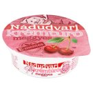 Nádudvari Sour Cherry Flavoured Cottage Cheese Cream 90 g