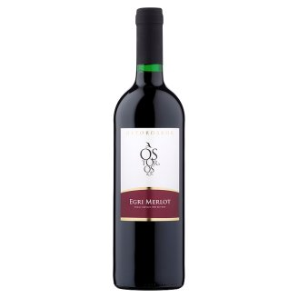 Ostorosbor Egri Merlot Dry Red Wine 13,5% 750 ml