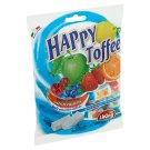 Liking Happy Toffee gyümölcs ízesítésű rágócukorka 125 g