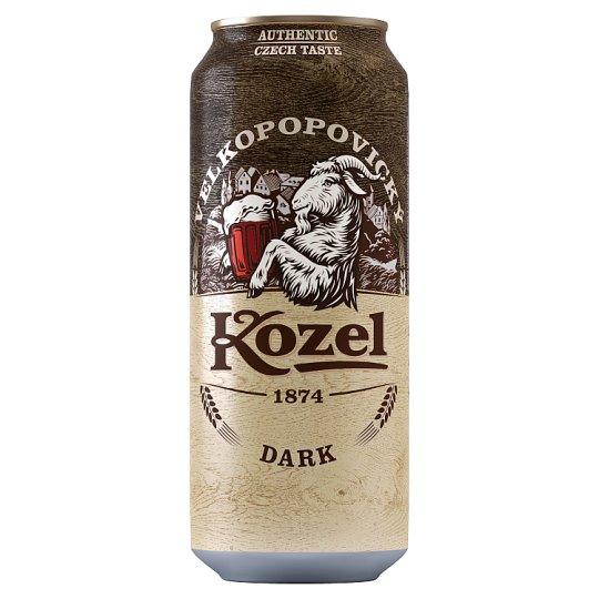 Velkopopovický Kozel Dark Brown Beer 3,8% 0,5 l