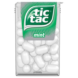 Tic Tac Mint Flavoured Drops 18 g
