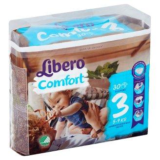 Libero Comfort 3 5-9 kg Premium Nappies 30 pcs