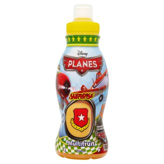 Disney Planes Multifruit Fruit Juice with Surprise Toy 300 ml