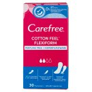 Carefree Flexiform Pantyliners 30 pcs
