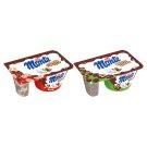 Zott Monte Choko Flakes or Waffle Sticks Chocolate-Peanut Dessert Cream 125 g