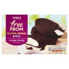 Tesco Free From Dairy Free Choc Sticks 3 x 100 ml