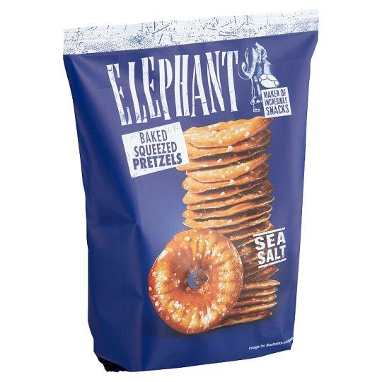 Alka Elephant sós chips-tallér 80 g