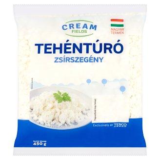 Cream Fields zsírszegény tehéntúró 450 g