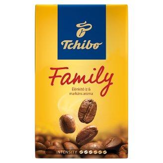 Tchibo Family őrölt, pörkölt kávé 250 g