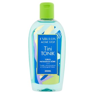 Fabulon Teen Tonic for Oily and Acne Skin 200 ml